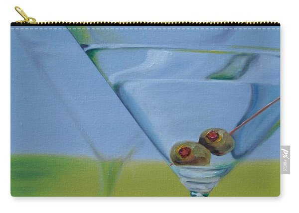 Martini Time Carry-all Pouch