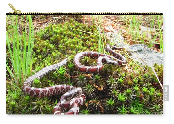 Mountain Milk Snakes Carry-all Pouch