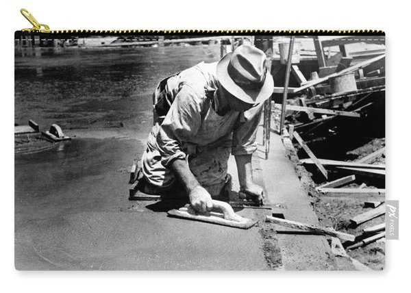 Maryland Worker, 1936 Carry-all Pouch
