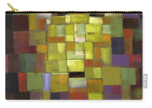 Mask Of Color Carry-all Pouch