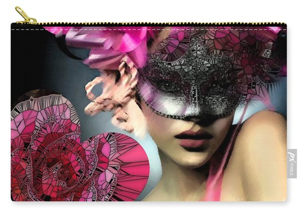 Masked Carry-all Pouch