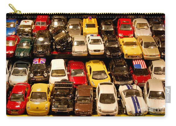 Allied Matchbox Cars  Carry-all Pouch