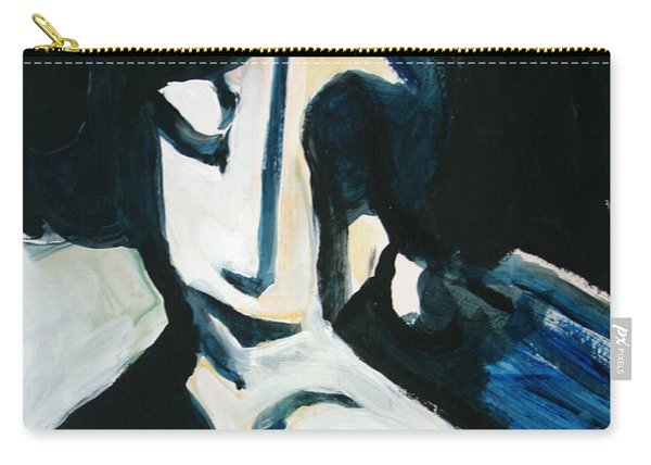 Maud Gonne Carry-all Pouch