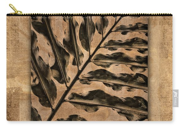 Maui Tropic Brown Carry-all Pouch