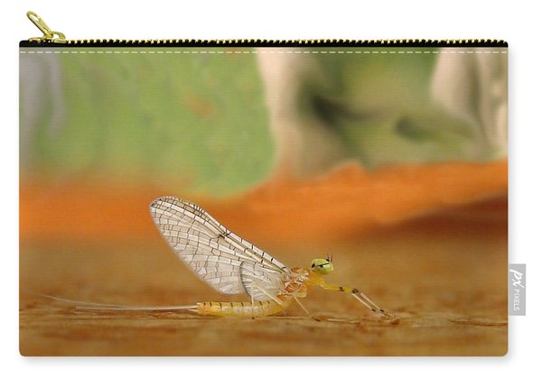 Mayfly Art Carry-all Pouch