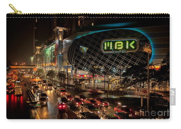 Mbk Bangkok  Carry-all Pouch