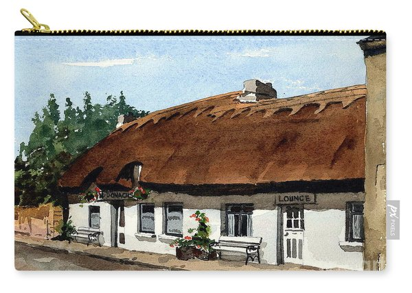 F 709 Mcdonaghs Pub  Oranmore Galway Carry-all Pouch
