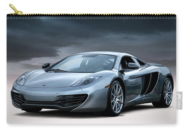 Mclaren Mp4 12c Carry-all Pouch