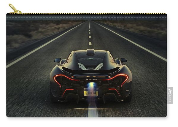 Mclaren P1 2014 Carry-all Pouch