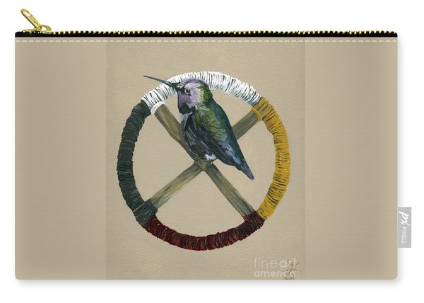 Medicine Wheel Carry-all Pouch