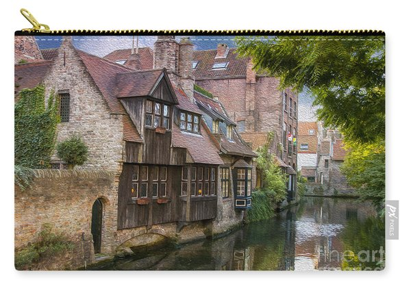 Medieval Bruges Carry-all Pouch
