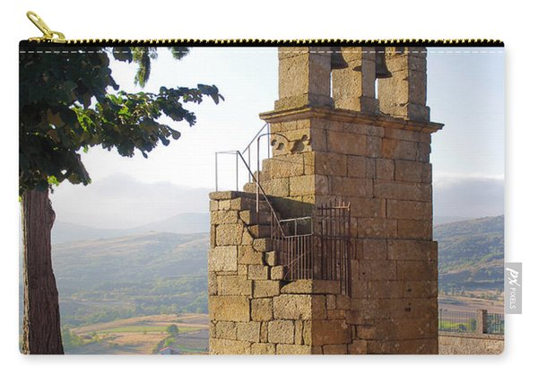 Medieval Campanile  Carry-all Pouch