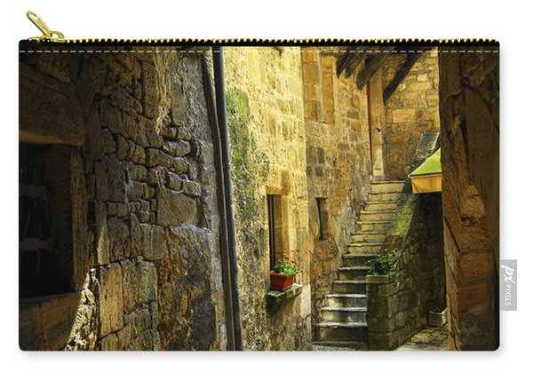 Medieval Courtyard Carry-all Pouch