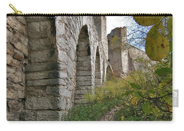 Medieval Town Wall Carry-all Pouch