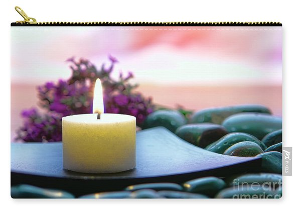 Meditation Candle Carry-all Pouch