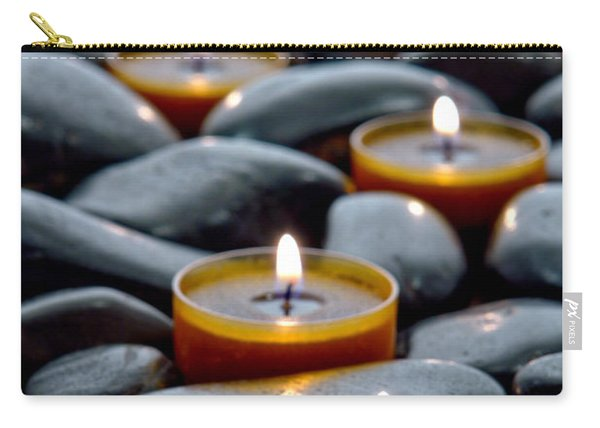 Meditation Candles Carry-all Pouch