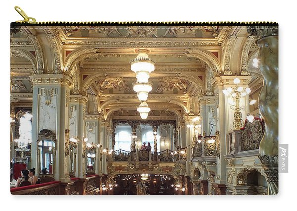 Meet Me For Coffee - New York Cafe - Budapest Carry-all Pouch