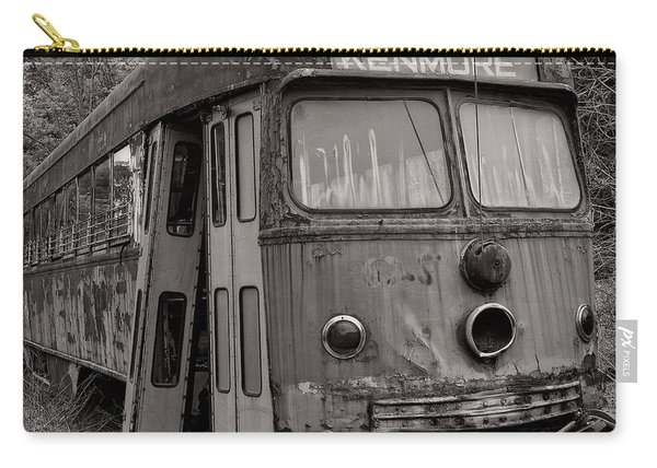Meet Me In Kenmore Square Carry-all Pouch