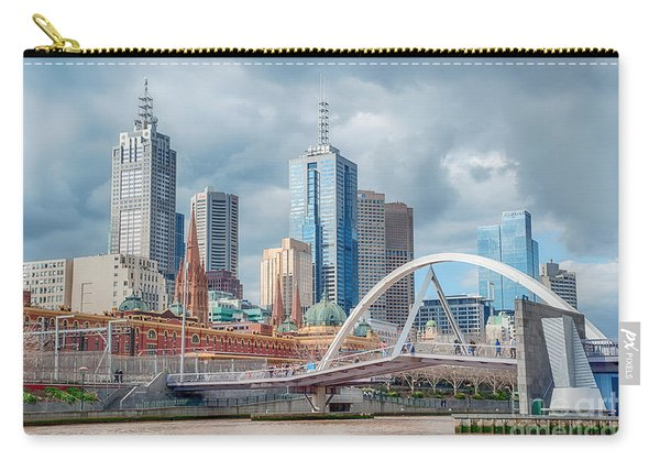 Melbourne Australia Carry-all Pouch