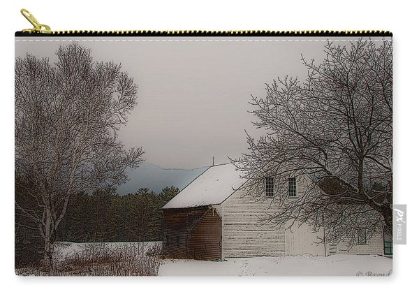 Melvin Village Barn Carry-all Pouch