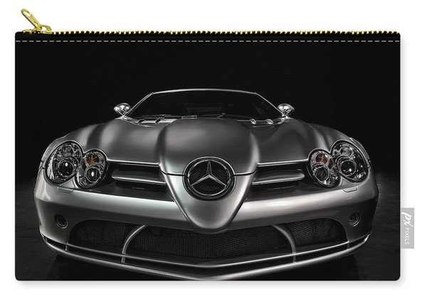 Mercedes Mclaren Slr Carry-all Pouch
