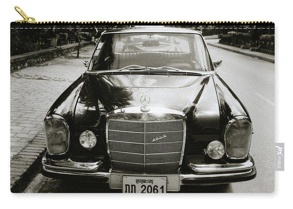 Mercedez Benz Carry-all Pouch