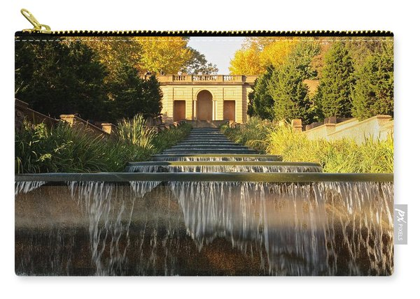 Meridian Hill Park Waterfall Carry-all Pouch