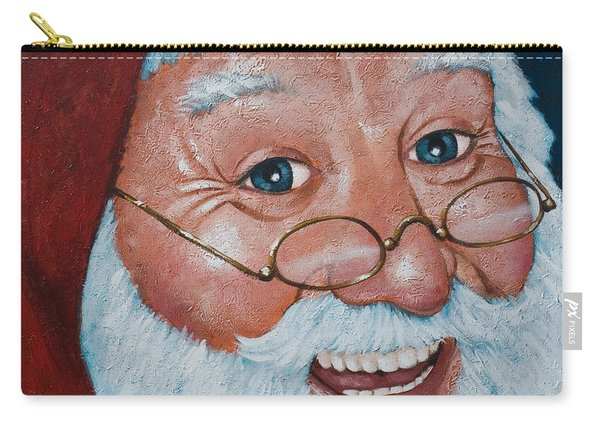 Merry Santa Carry-all Pouch