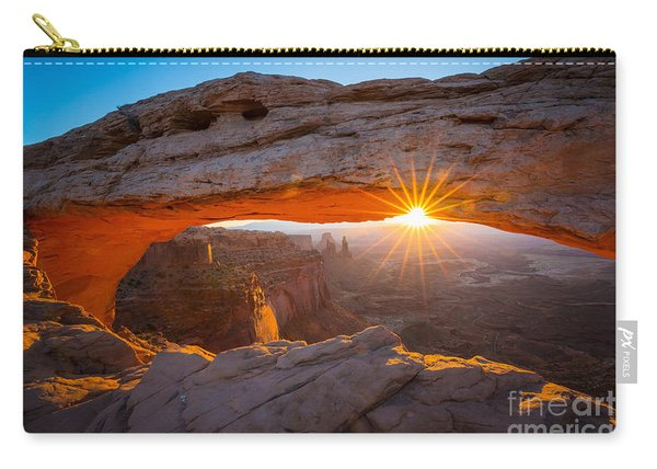 Mesa Arch Dawn Carry-all Pouch