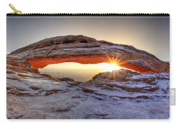 Mesa Sunburst Carry-all Pouch