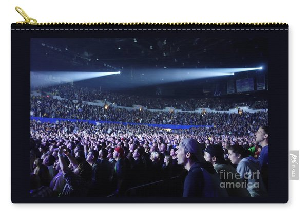 Mesmerized Pearl Jam Crowd Carry-all Pouch