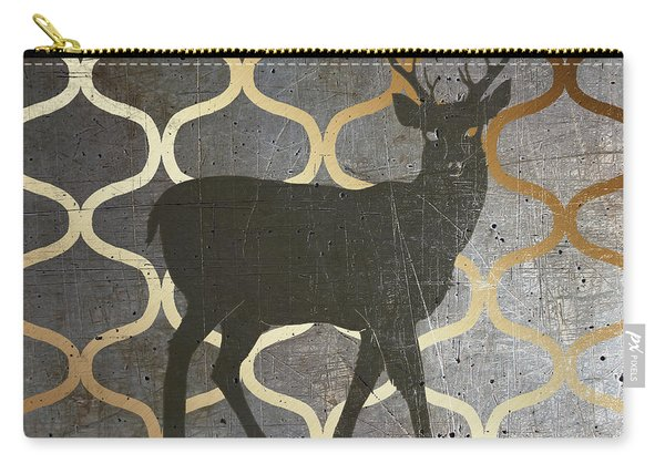 Metallic Nature I Carry-all Pouch