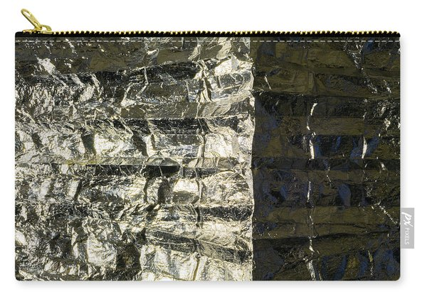 Metallic Reflection Carry-all Pouch
