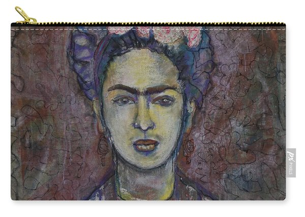 Metamorphosis Frida Carry-all Pouch