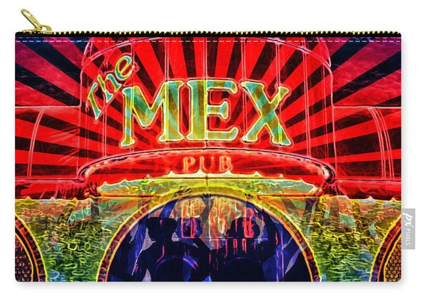 Mex Party Carry-all Pouch