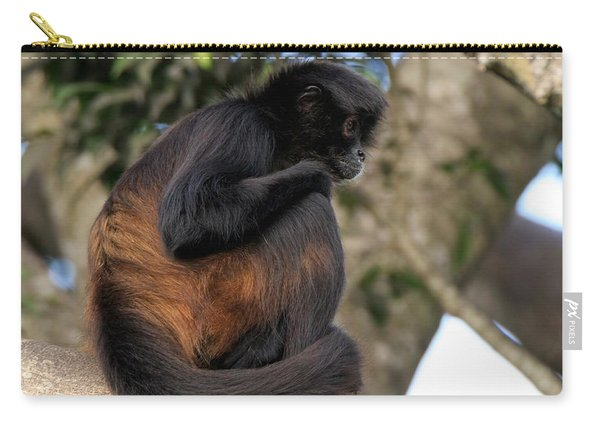 Mexican Spider Monkey Carry-all Pouch