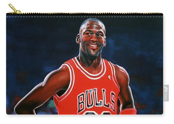 Michael Jordan Carry-all Pouch