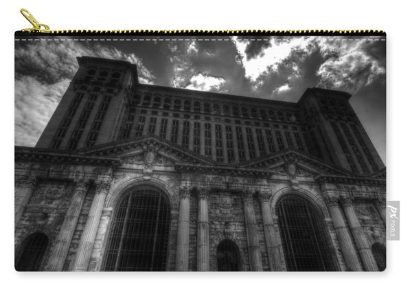 Michigan Central Station Highrise Carry-all Pouch