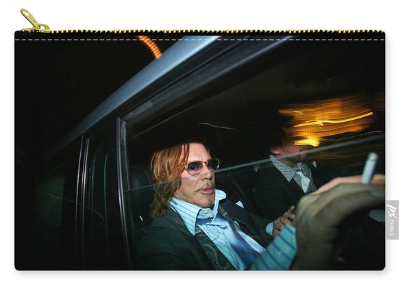 Mickey Rourke  Carry-all Pouch