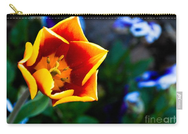 Mid Bloom Carry-all Pouch