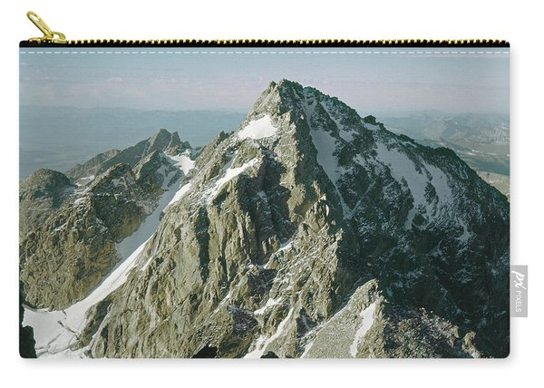 T-209207-middle Teton From Grand Teton Carry-all Pouch