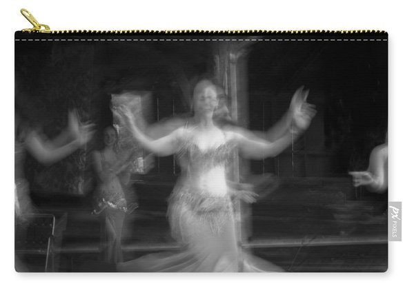 Mideastern Dancing 7 Carry-all Pouch