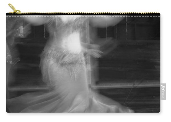 Carry-all Pouch featuring the photograph Mideastern Dancing 7 by Catherine Sobredo