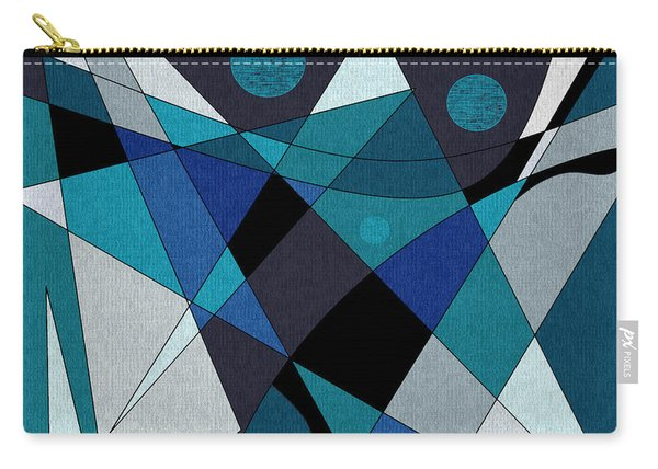 Midnight Jazz Carry-all Pouch