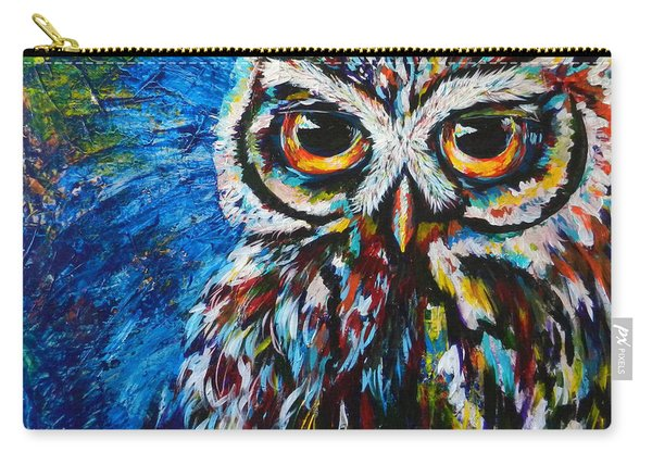 Midnite Owl Carry-all Pouch