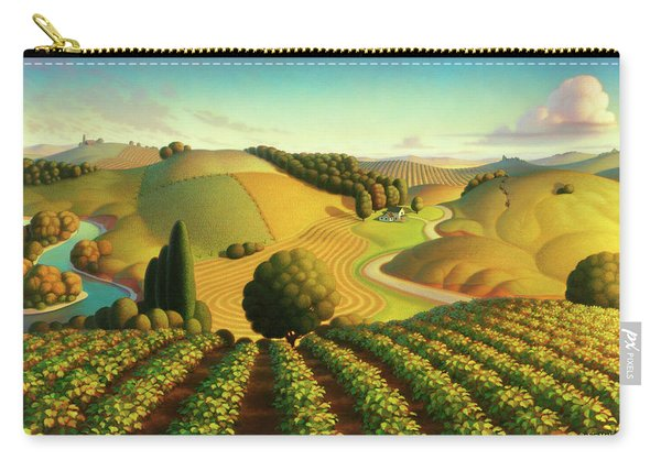 Midwest Vineyard Carry-all Pouch