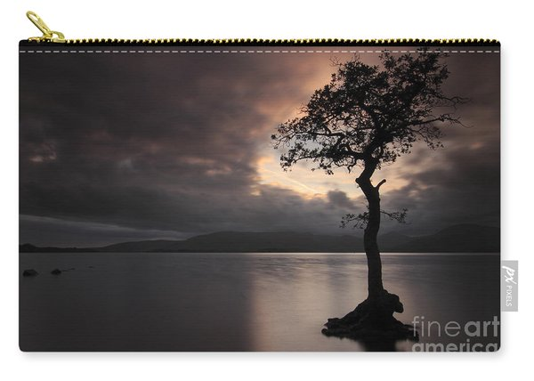 Milarrochy Bay Sunset Carry-all Pouch