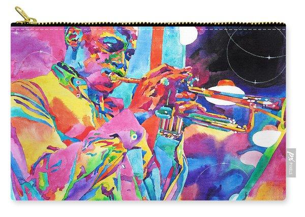 Miles Davis Bebop Carry-all Pouch