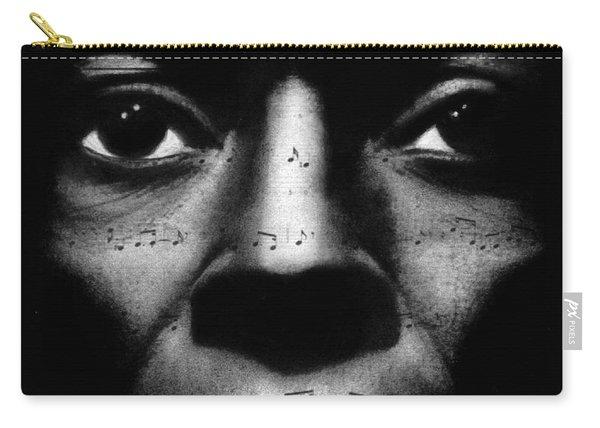 Miles Davis Tutu Carry-all Pouch