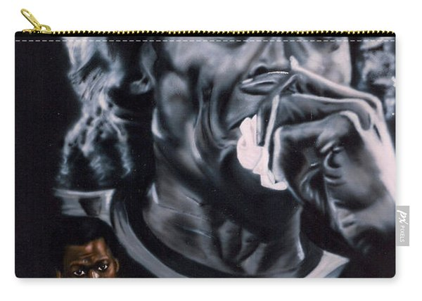 Miles Davis Jazz King Carry-all Pouch